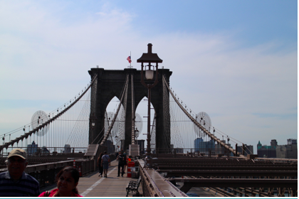 ブルックリン橋 行き方