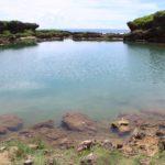 グアム旅 イナラハン天然プール